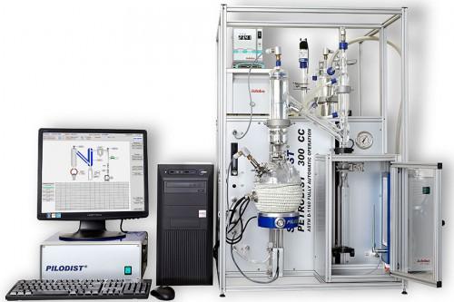 ASTM D-1160 PETRODIST® 300 CC