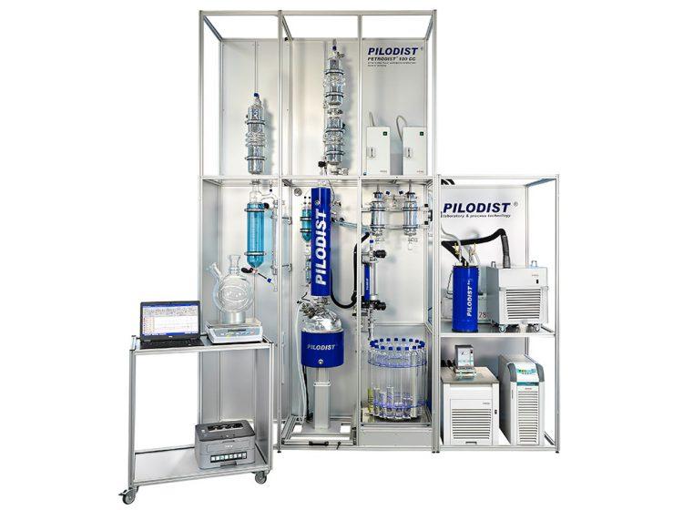 Pilotanlagen / Destillationsanlagen