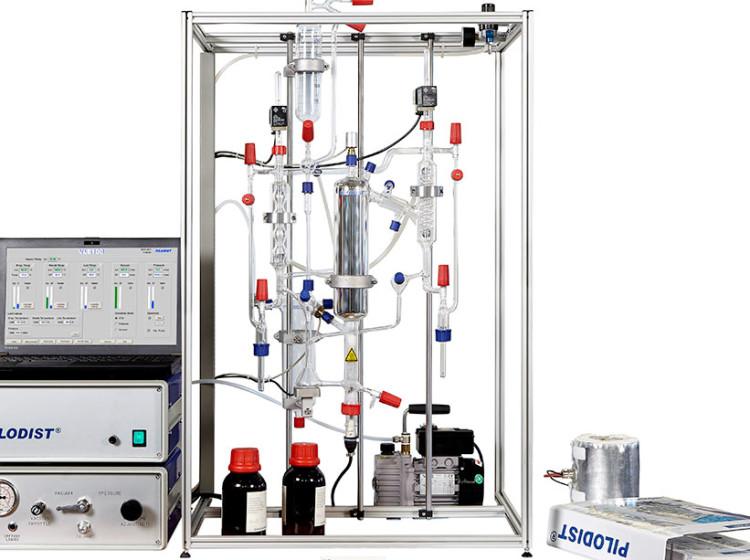 Vapour-Liquid-Equilibrium Apparatus