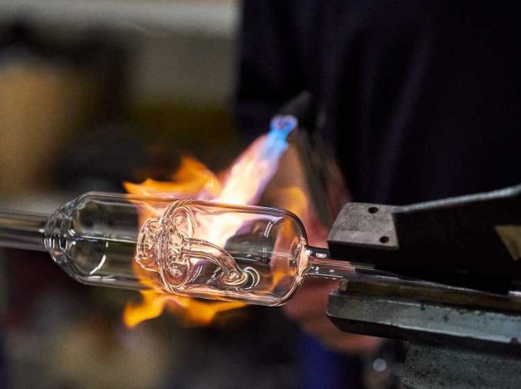 In-house Glassblowing